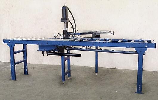 Sigma 1201 Semi Automatic Rail Clipper
