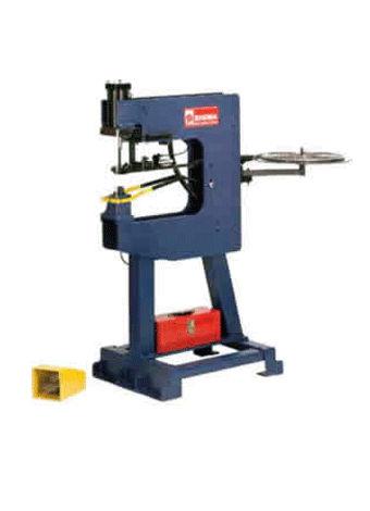 Sigma Hopper Fed Coil Drive T-Nut Drive Machine