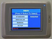 Touch Screen Display Rail Clipper