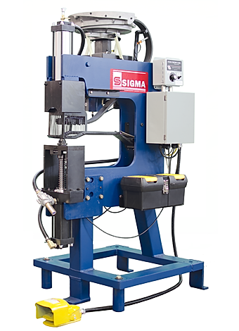 Model 6598R-S Rivet Nut Insertion Machine