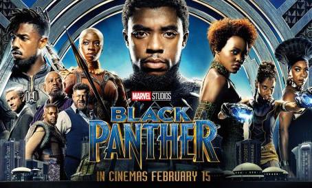 Black Panther ***Spoiler Alert***