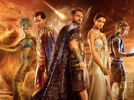 Gods of Egypt Movie Review - *** Contains a tiny spoiler***