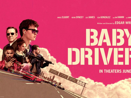 Eden Lake, Baby Driver & Chronicle