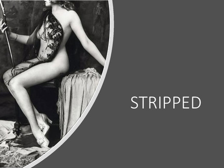 Stripped- My Weekly Facial Routine (In Document Format)