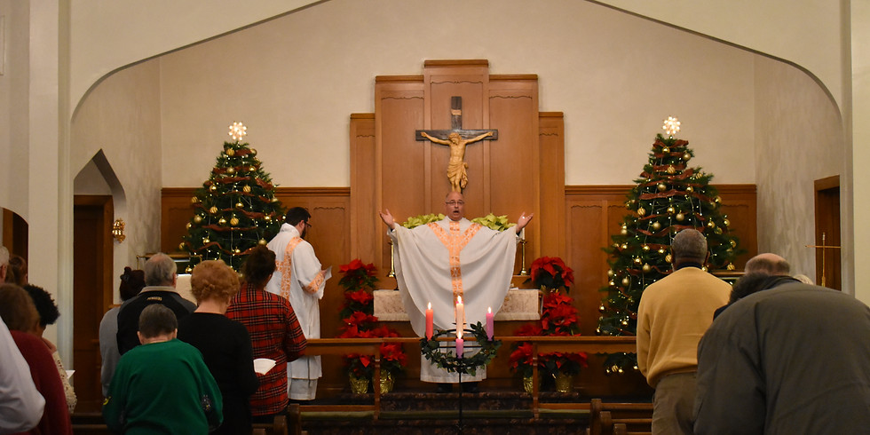 Divine Service for the Feast of the Circumcision of our Lord