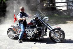 2008 Kent Noer on Pullman City Main Stre