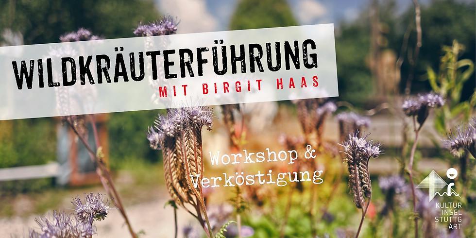 Wildkräuterführung mit Birgit Haas #3