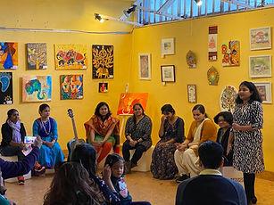 Indische Ausstellung auf der Kulturinsel Stuttgart