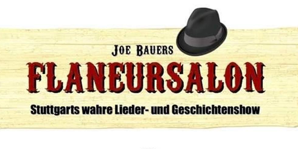 Joe Bauers Flaneursalon