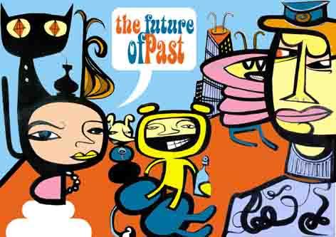 JIM AVINGNON/THE FUTURE OF THE PAST