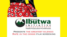 Greatest Silence: Rape In Congo Film Screening on 11/17 @ 7PM