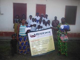 Wishing the children of Ibutwa a successful academic year!