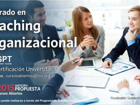 Actualización en herramientas para líderes organizacionales