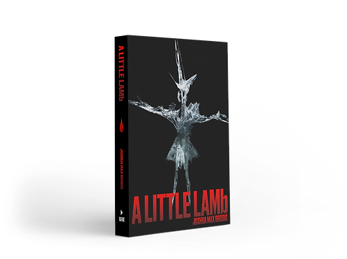 A Little LAMb - SIGNED Hardcover