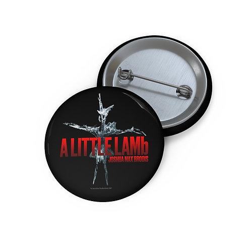 A Little LAMb - Pin Button