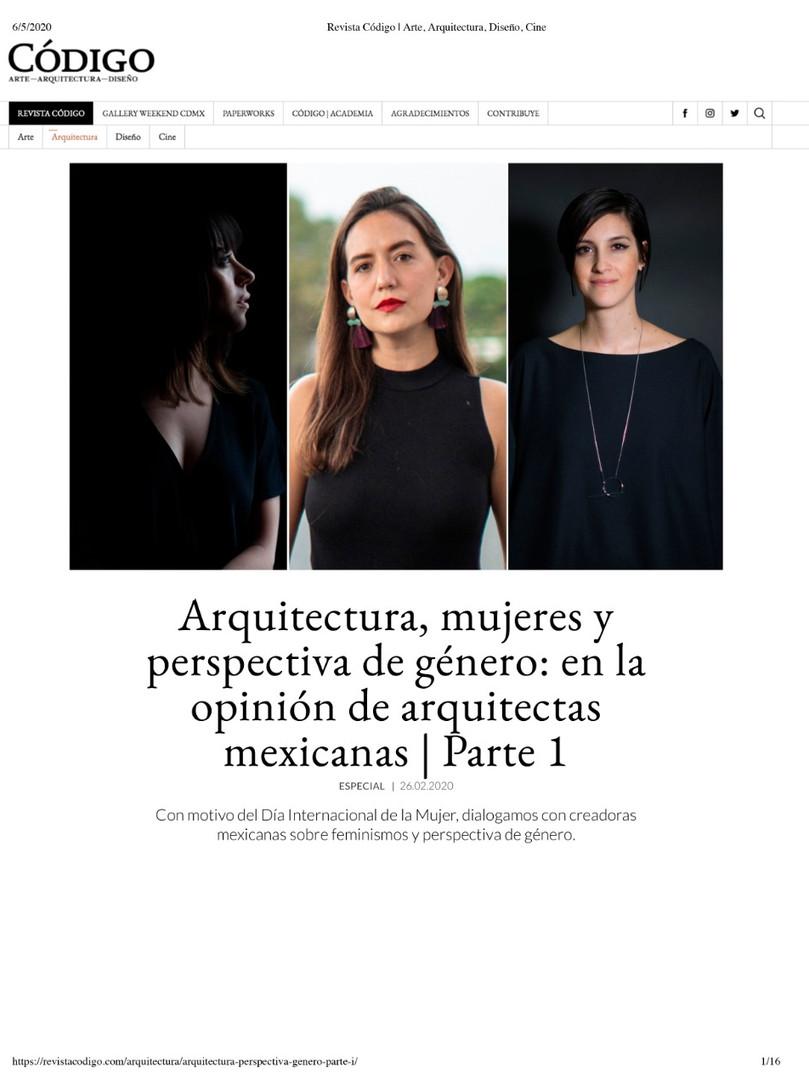 Revista Codigo_Febrero 2020