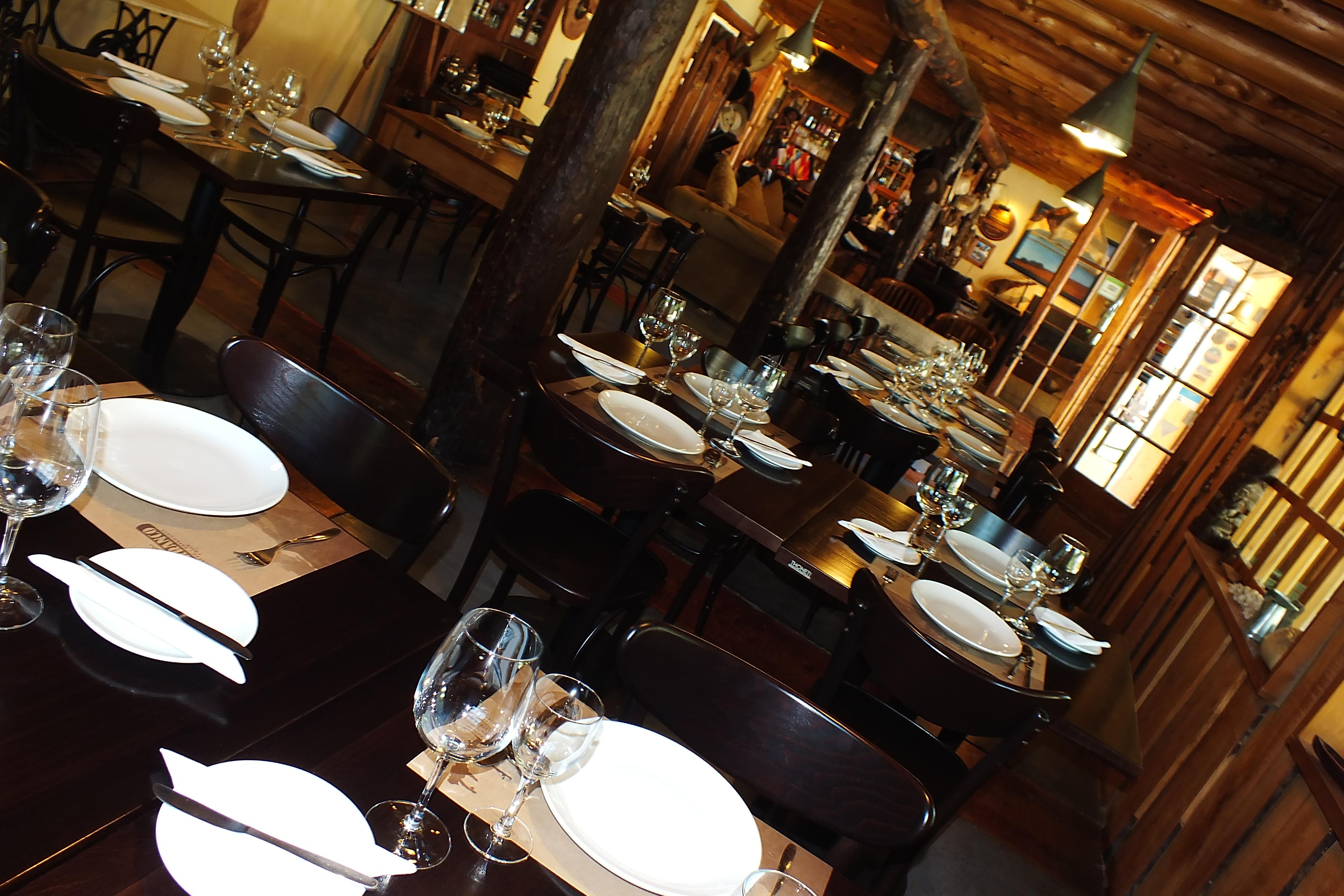 Restaurante - Hotel El Barranco