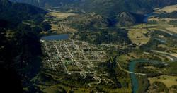 Pueblo de Futaleufú Chile