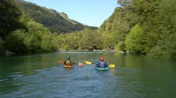 Kayak - Río Espolón Futaleufú