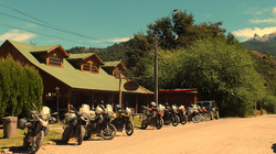 Motos en Hotel El Barranco