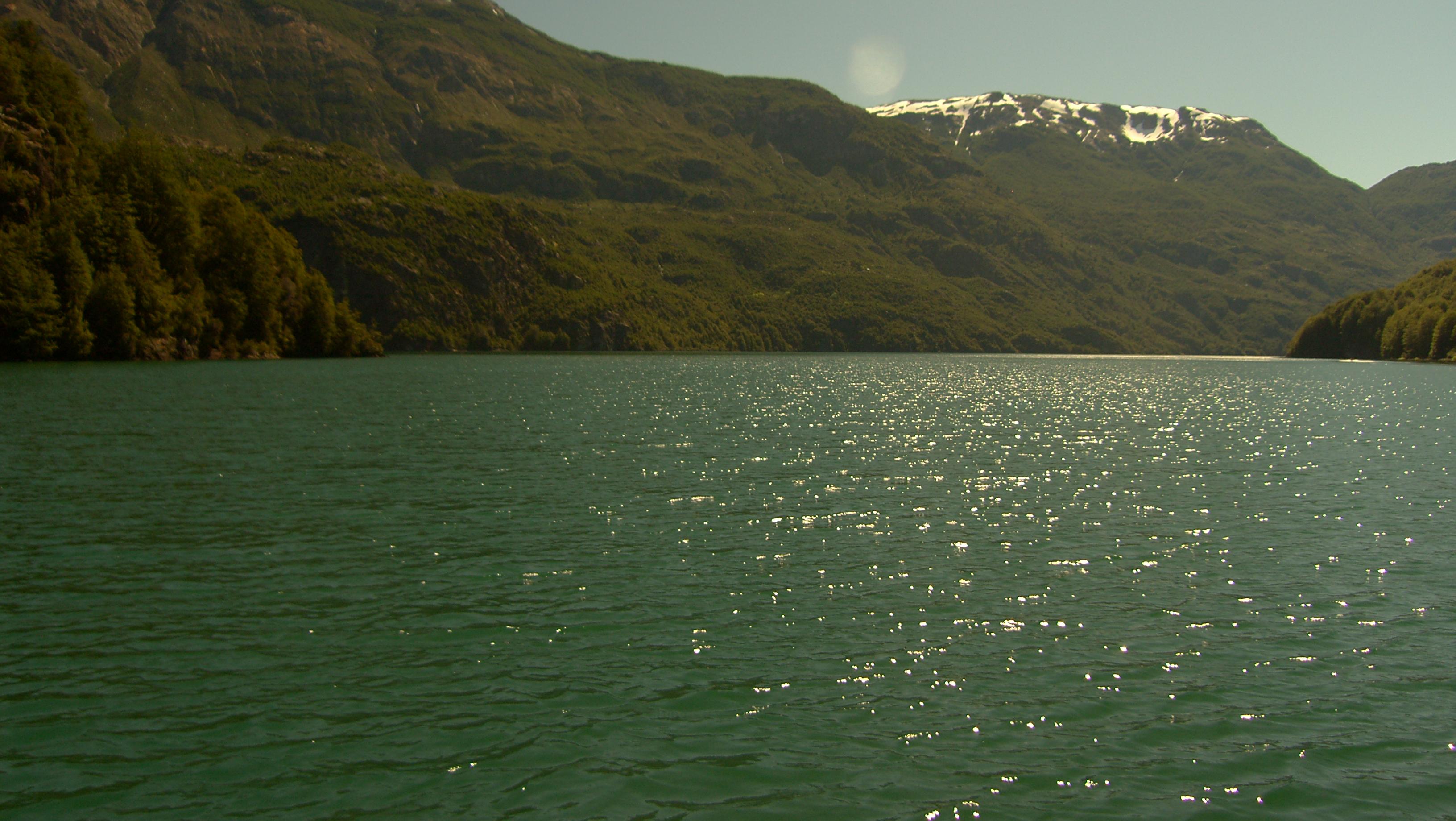 Lago Espolón - Futaleufú