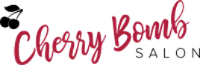 cherry bomb salon logo