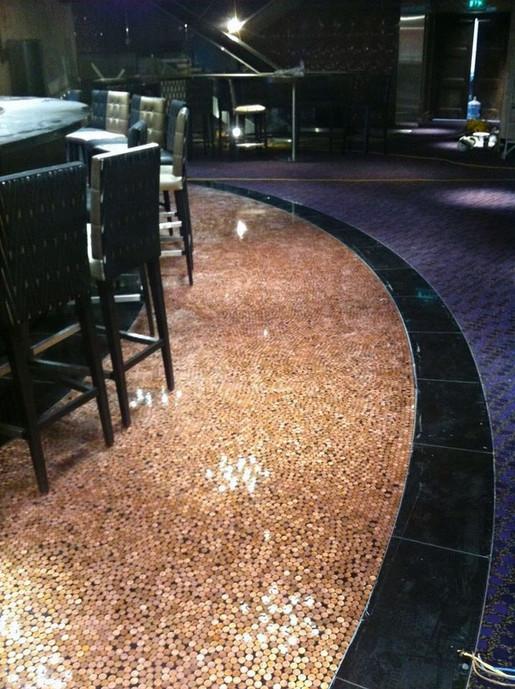Hippodrome Casino Bespoke Floor