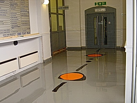 Decorative Resin Flooring