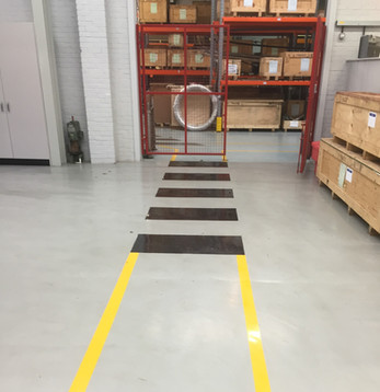 Bartech Painted Markings