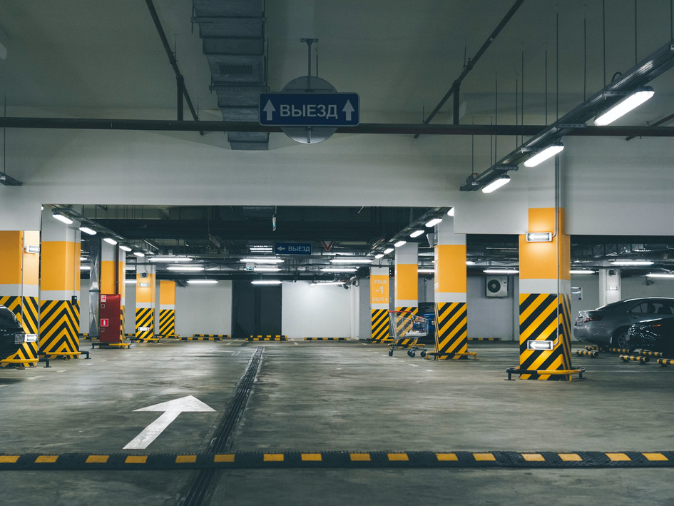 Car Parks and Painting