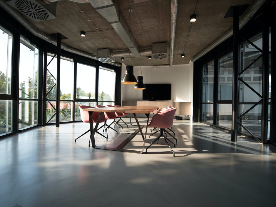 Office and Work Spaces