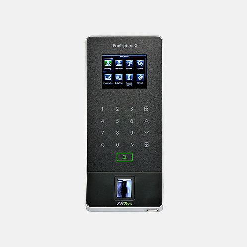 Fingerprint Access Control Reader POE Powered- ProCapture-X