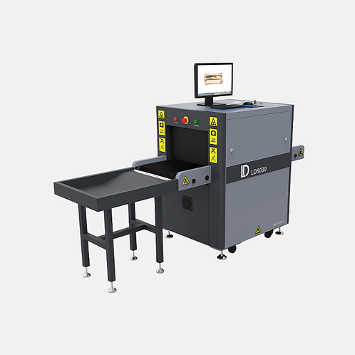 Compact Package XRAY Baggage Scanner - LD5030