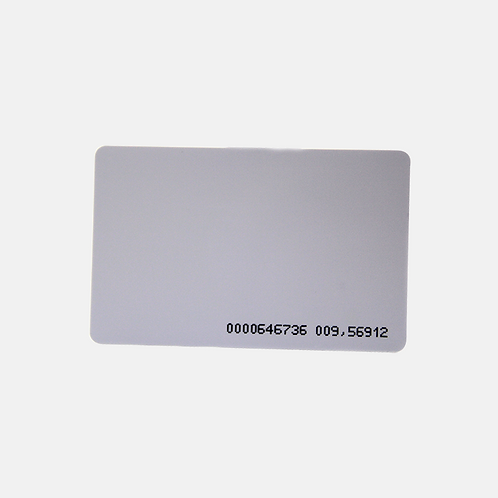 Proximity Credentials - Cards, Fobs, Stickers