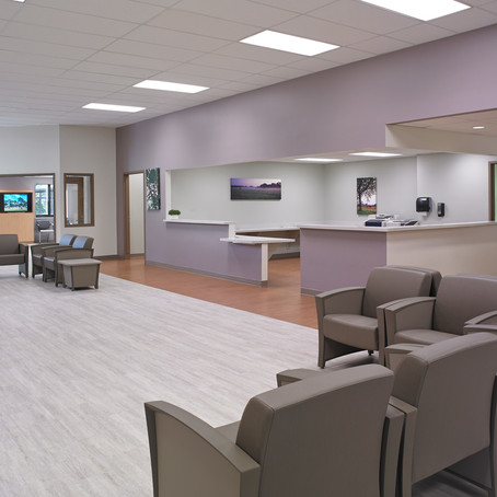 Access Control Case Study: Houston Behavioral Healthcare Hospital