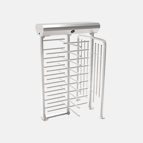Full Height Turnstile with RFID or Biometric Access Control Reader - FHT2400