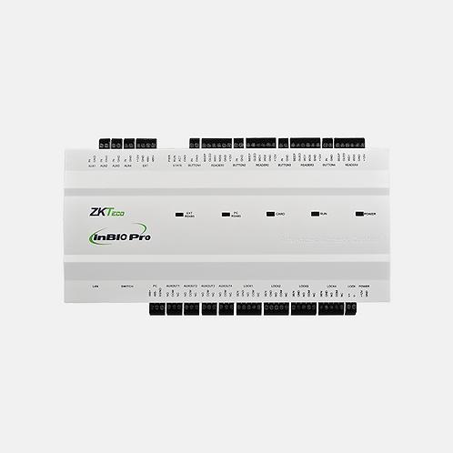 Four-Door Biometric Access Control Panel - US-InBio-460-PRO