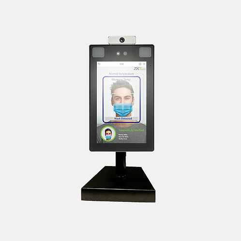 Mounting Stand for Body Temperature+ Mask Detection Reader -SF-Table-Mount