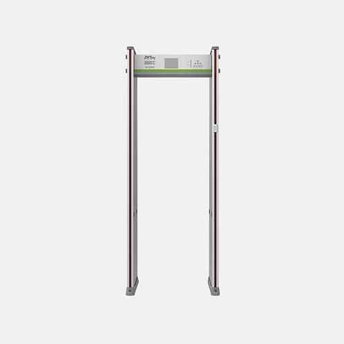 Walk Through Metal Detector + Body Temperature Detection - WMD318+
