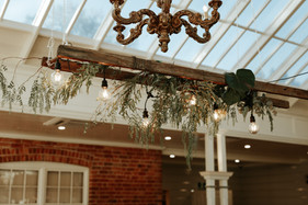 modern hanging decoration at Gabbinbar