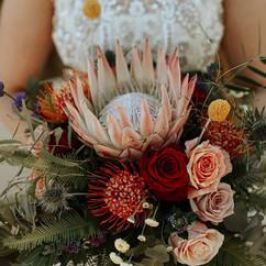 Kaitlyns bouquet 💐 @annespetals  #toowo