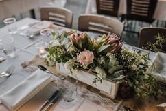 protea table arrangement