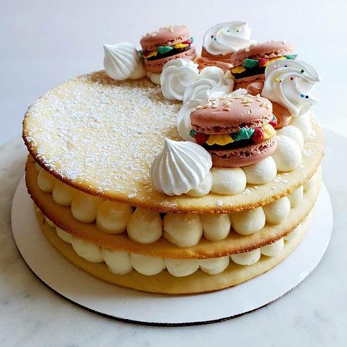 Fathers Day Tart Cake