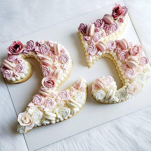 Custom Tart Cake
