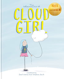 The Adventures of Cloud Girl book
