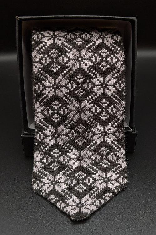 Star Tie - Cashmere