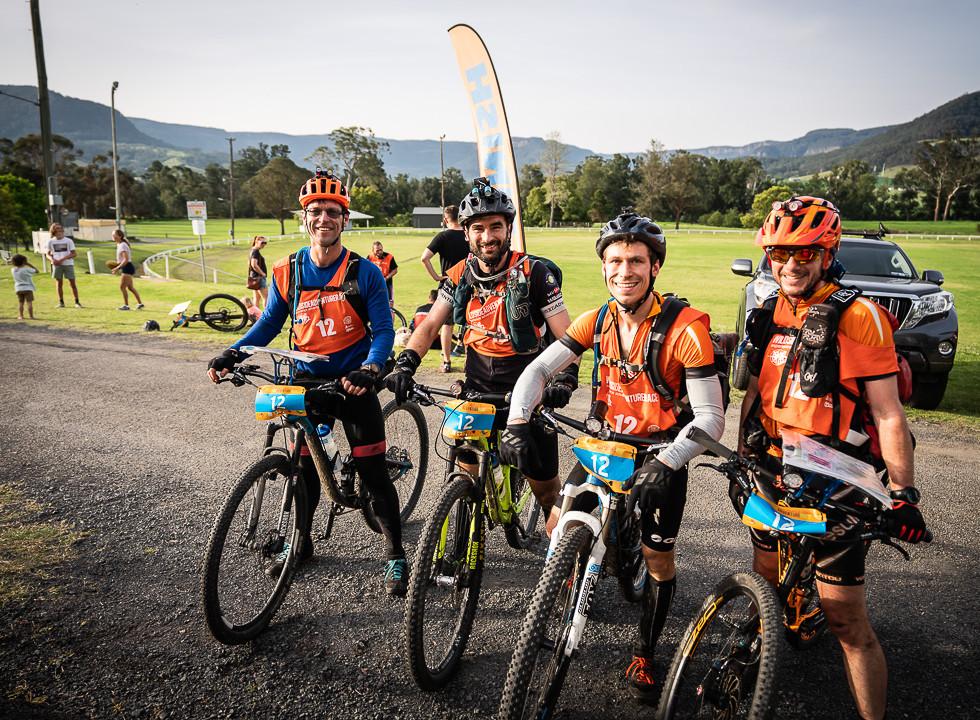 Finish Line Kangaroo Valley