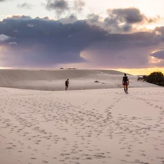 Dark Point Sand Dunes