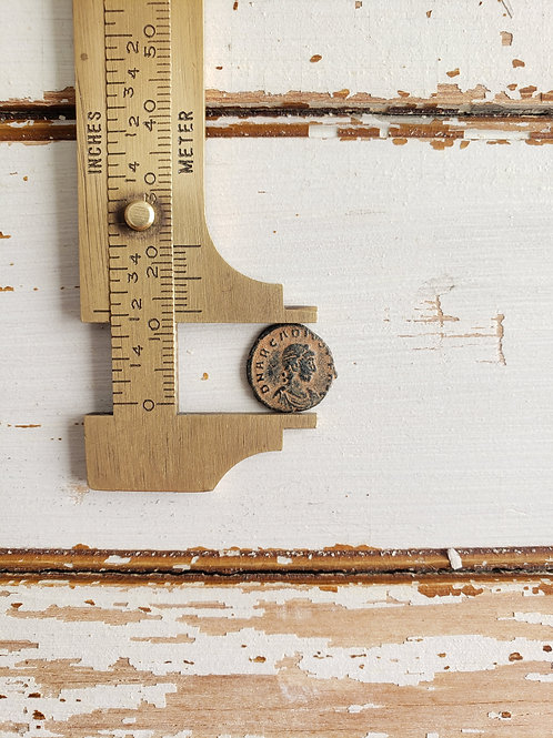 Authentic Ancient Roman Coin RC10