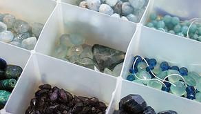 storage secrets of a jewelry maker